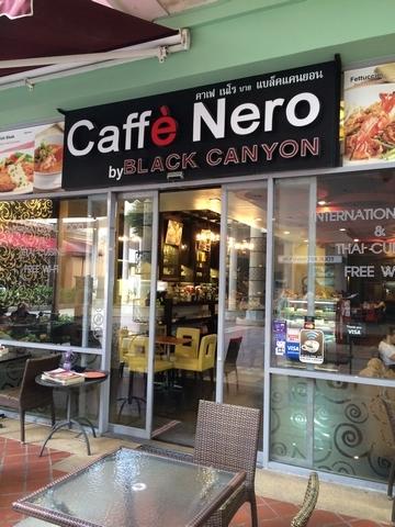 caffe nero @ jungceylon