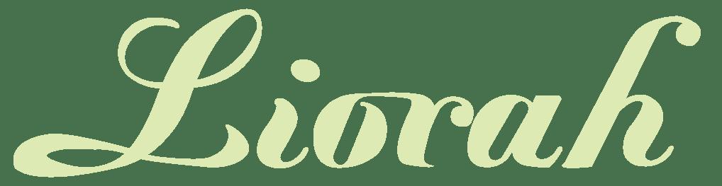 Liorah Design Logo