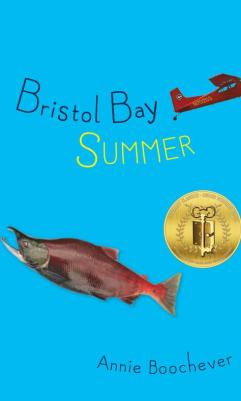Literary Classics seal of approval on Bristol Bay Summer cover