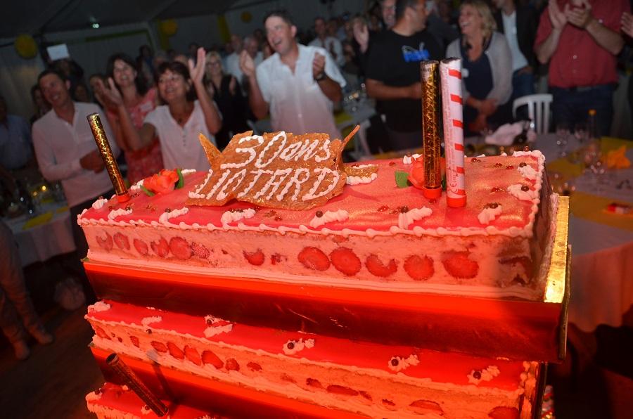 30 ans Liotard Gateau anniversaire