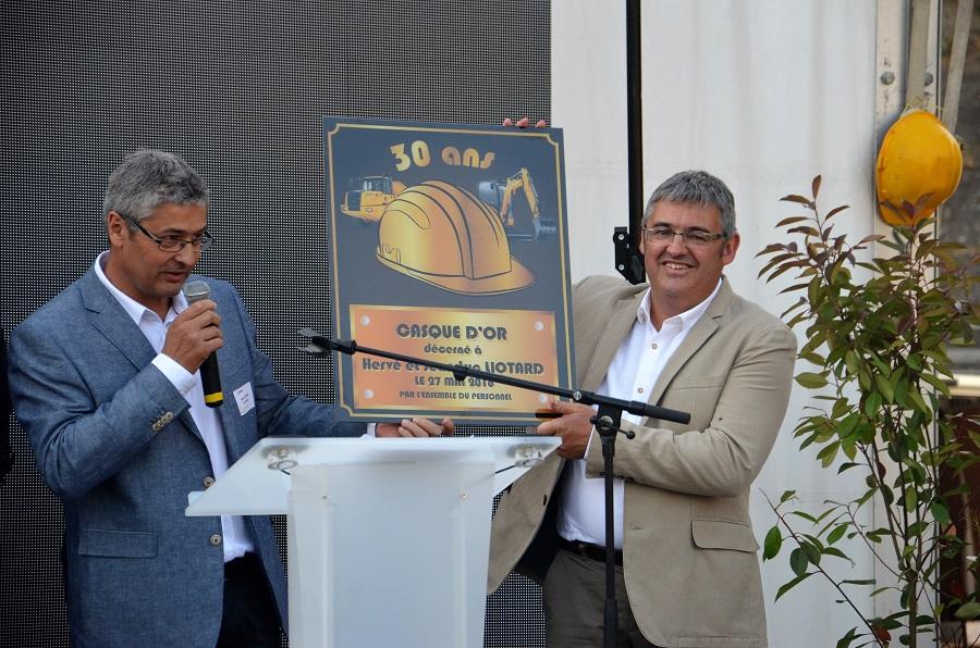 30 ans Liotard TP remise Casque d'or