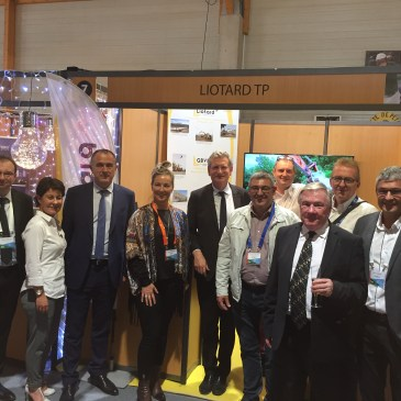 Salon des collectivités et Congrès des Maires de la Drôme