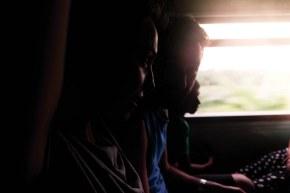 Prima experienta cu trenul in Sri Lanka