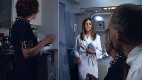 Jennifer Aniston in noua reclama Emirates