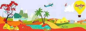 Concurs: KIT de călător – hartă răzuibilă și pernă Ostrich Pillow