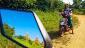 Amazing Bagan într-un video de două minute
