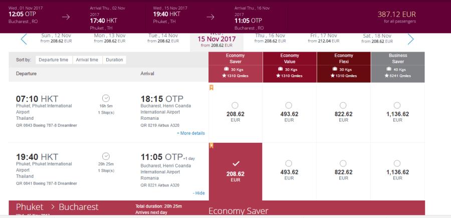 Ofertă-Qatar-Airways-București-Phuket-387-de-euro