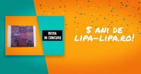 La cinci ani de Lipa Lipa câștigă un Kit ADN de la Momondo