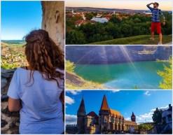Traseu de vacanță prin România