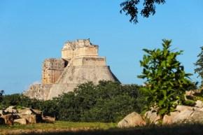 Ruinele maiașe de la Uxmal
