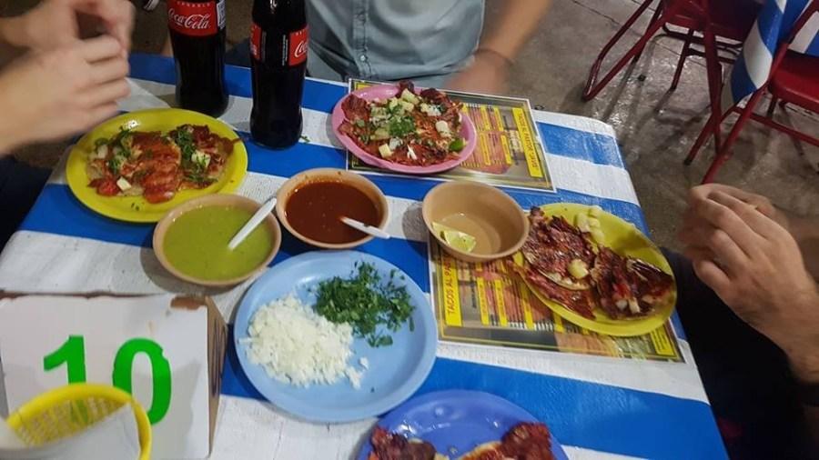 mâncarea-în-mexic