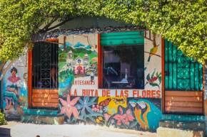 Dincolo de plajele din El Salvador – Ruta Florilor