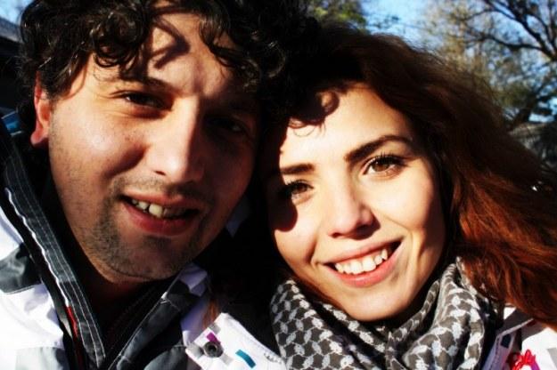 Beijing z2 1 Simona si Lucian Beihai  parc