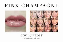 Pink Champagne - In stock now Distributor ID 334027