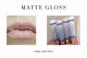 Matte Gloss - In stock now Distributor ID 334027