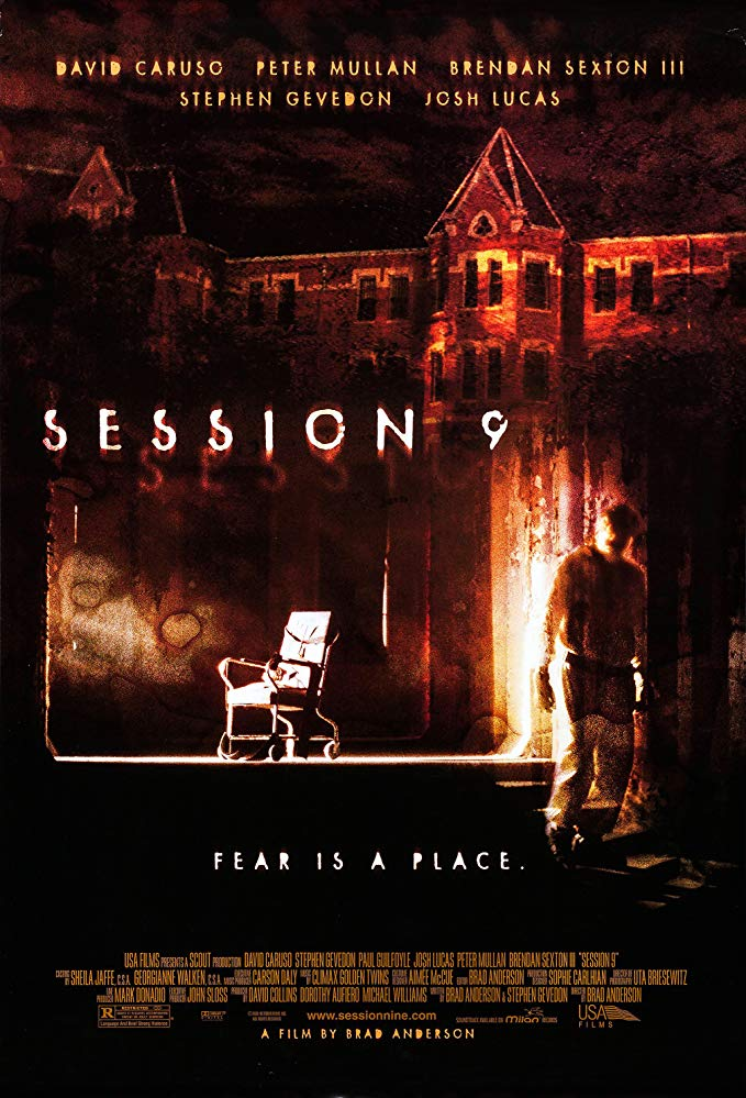 Session 9 (B. Anderson, 2001)