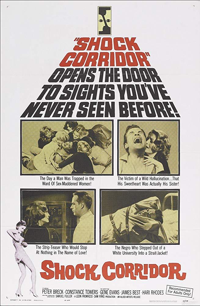 Il corridoio della paura (S. Fuller, 1963)