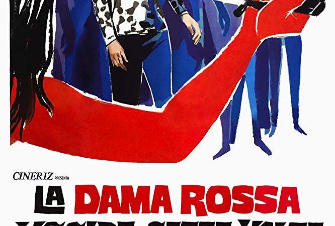 La Dama Rossa uccide sette volte (E. P. Miraglia, 1972)