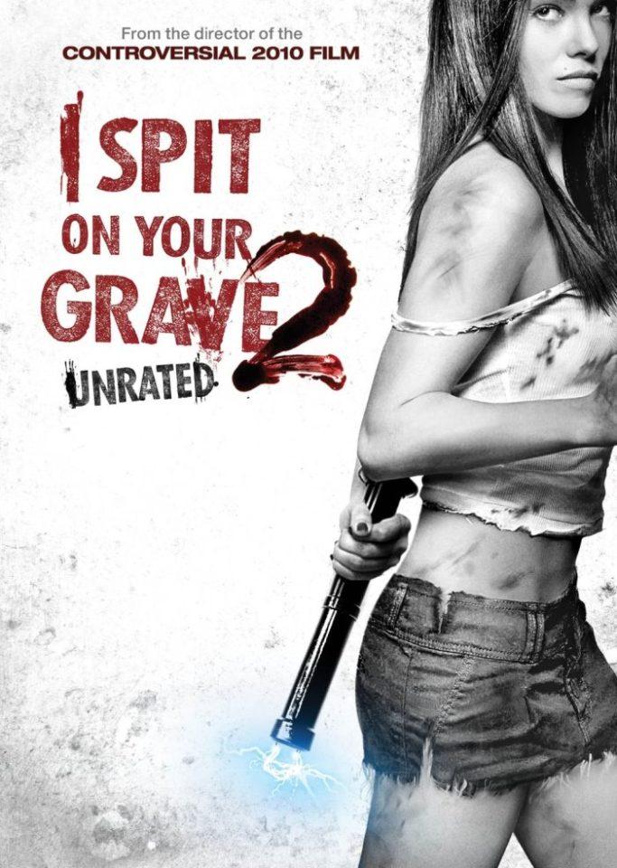 I spit on your grave 2 (S. R. Monroe, 2013)