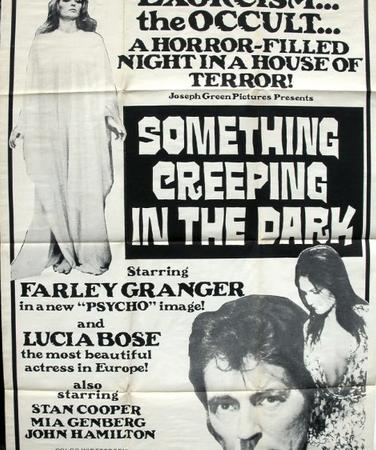 Qualcosa striscia nel buio (M. Colucci, 1971)
