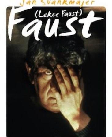 Lekce Faust (J. Švankmajer, 1994)