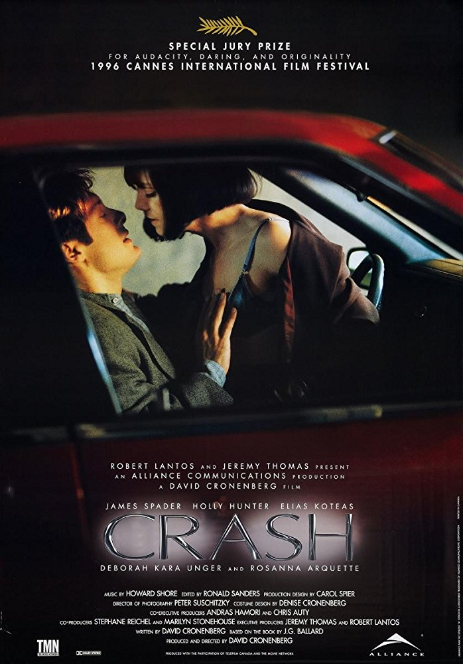 Crash (D. Cronenberg, 1996)