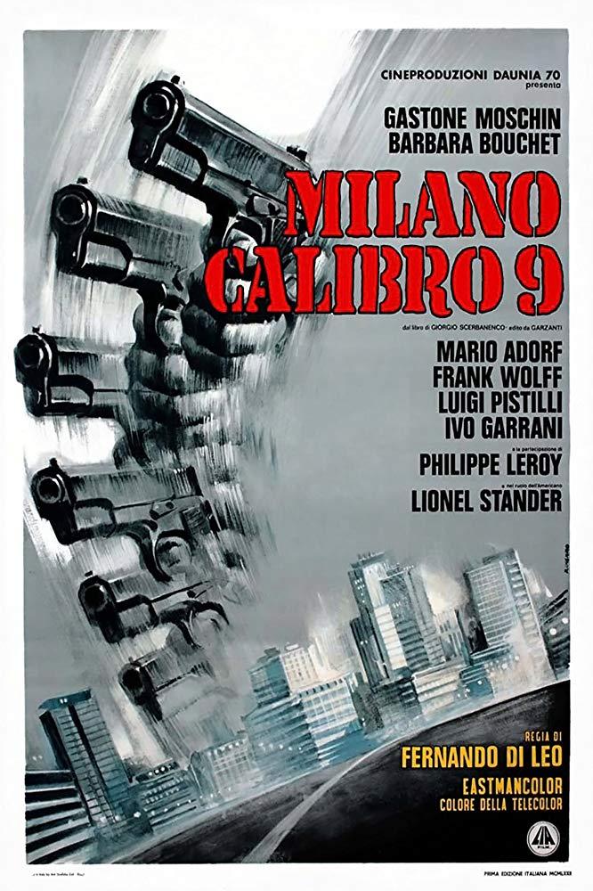 Milano calibro 9 (F. Di Leo,1972)