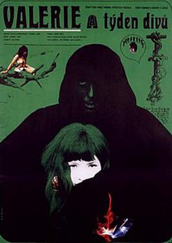 Le fantasie di una tredicenne (J. Jires, 1970)