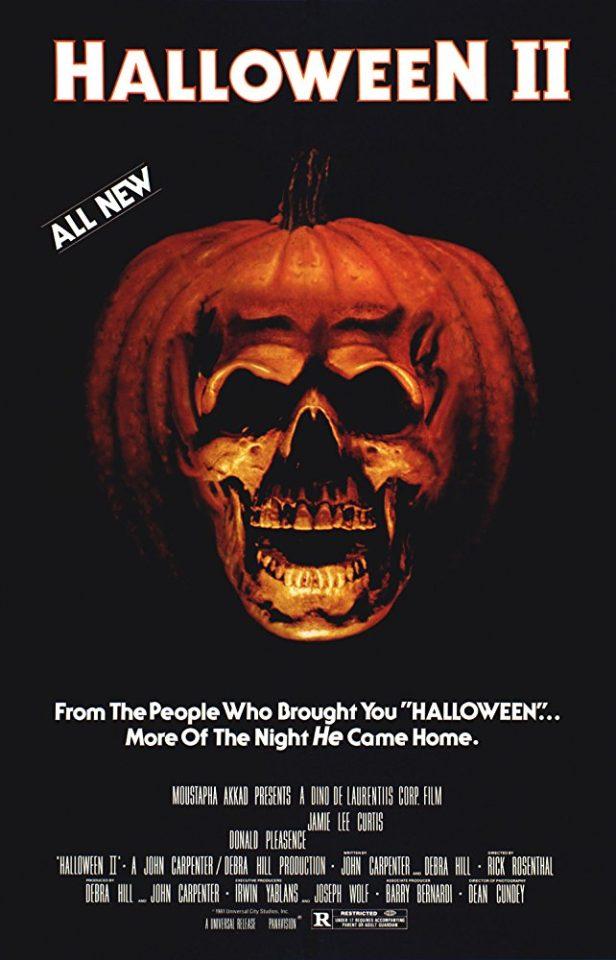 Halloween II (Il signore della morte, 1981, R. Rosenthal)