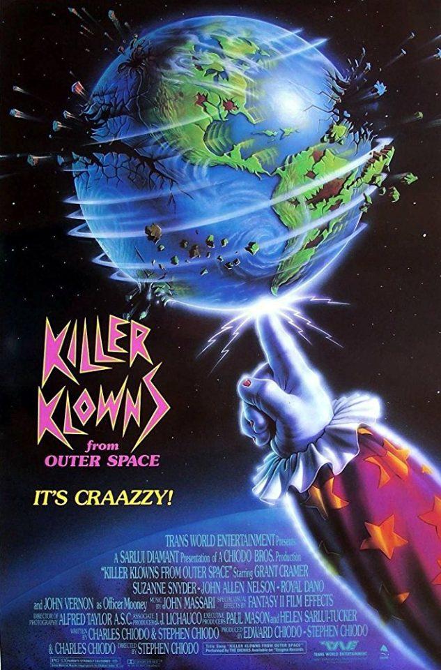 Pagliacci assassini dallo spazio profondo (S. Chiodo, 1988)