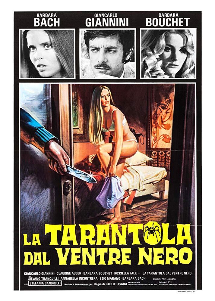 La tarantola dal ventre nero (P. Cavara, 1971)