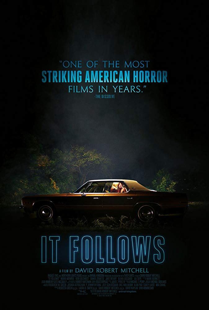 It Follows (D. R. Mitchell, 2004)