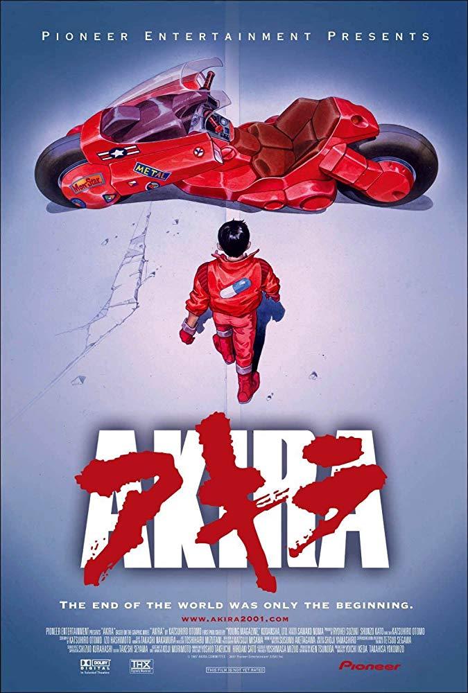 Akira (K. Ôtomo, 1988)