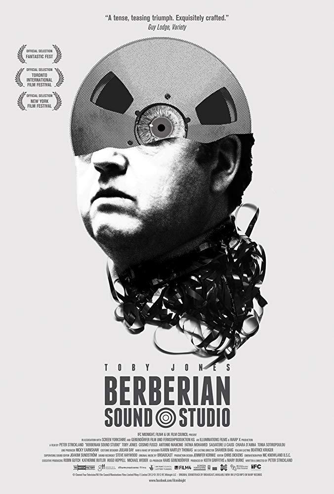 Berberian Sound Studio (P. Strickland, 2012)