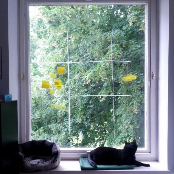Házi kanban: automatikusan változó háttérkép, bónusz macskás feature!