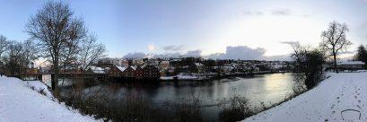 Trondheim, Bakklandet