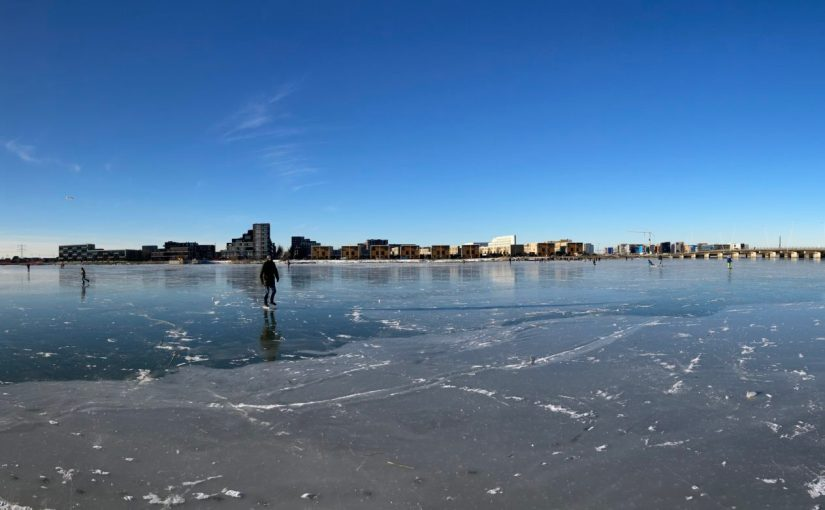 Jéghelyzet Hollandiában: befagytak a vizek!