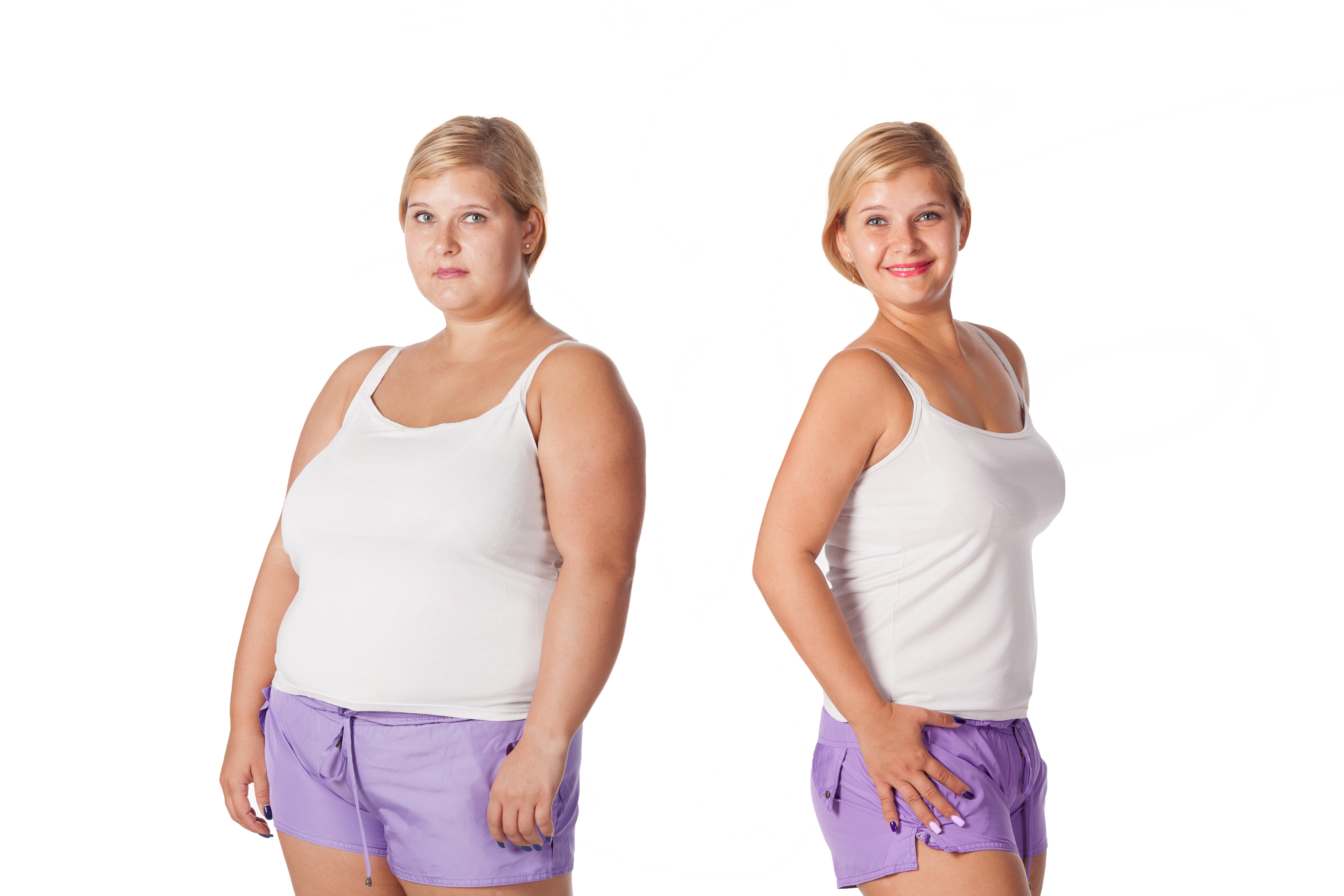 Weight Loss Before and After: Carrie Drops 86.2 Pounds And