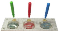 Ölnäpfchen Uhrmacherwerkzeug Ölblock Handölgeber hand oiler oil dishes oil stand