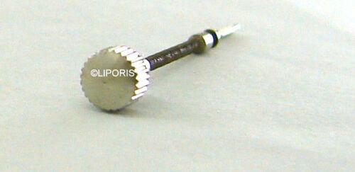 Welle mit Krone original Ersatzteil für RUHLA NVA Kampfschwimmer Uhr UMF