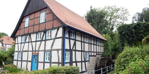 Corves Muehle Hohenhausen