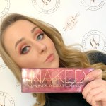 Urban Decay Naked Cherry look + videotutorial