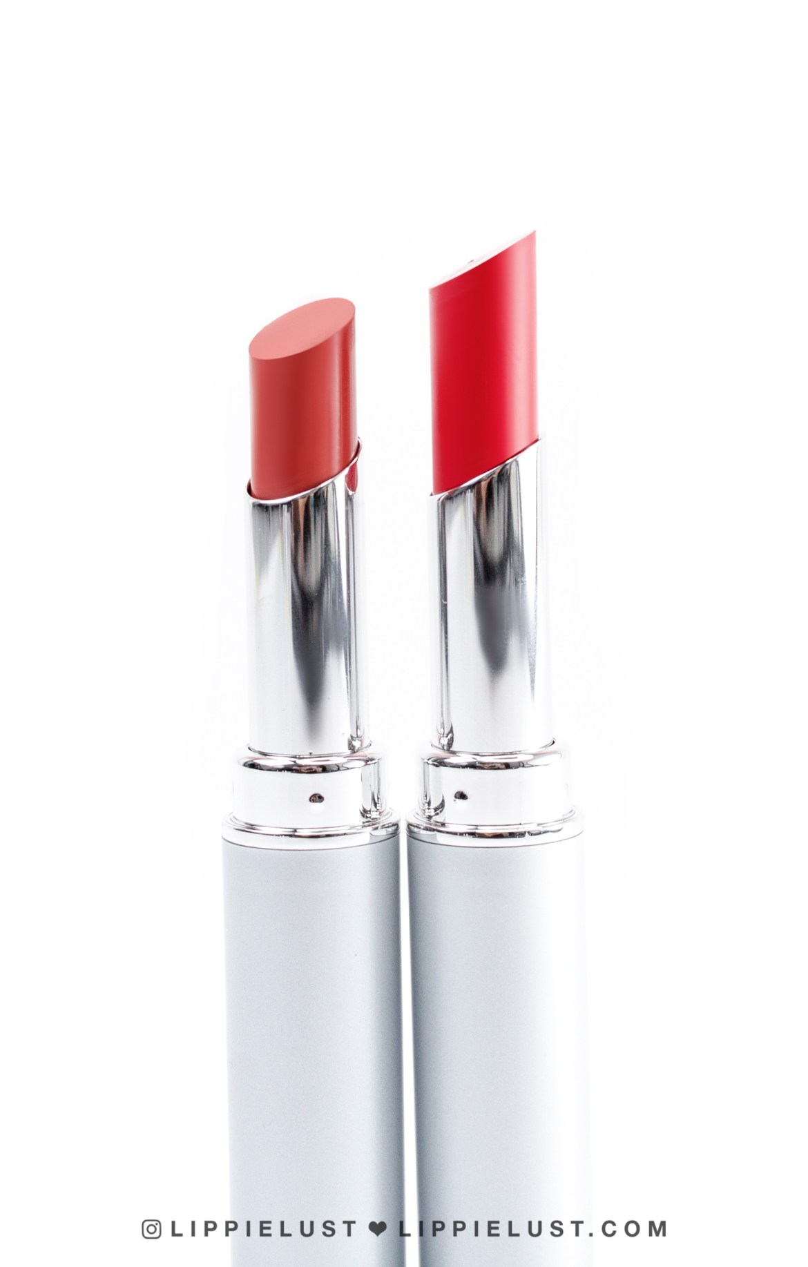 Swatch Review Wardah Beauty Long Lasting Lipstick Exclusive