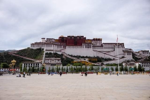 Da li ste znali: Grad Lasa (Lhasa)