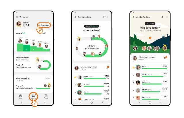 Takmičite se sa prijateljima i zajedno prepešačite 78 milijardi koraka na Samsung Health aplikaciji