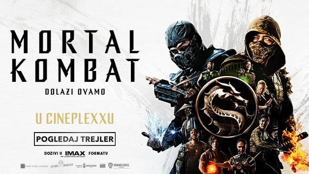 """""""MORTAL KOMBAT"""" STIŽE U CINEPLEXX BIOSKOPE"""