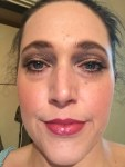 Broadway [University of Makeup Imitation] L&R Face Chart #V-B-153