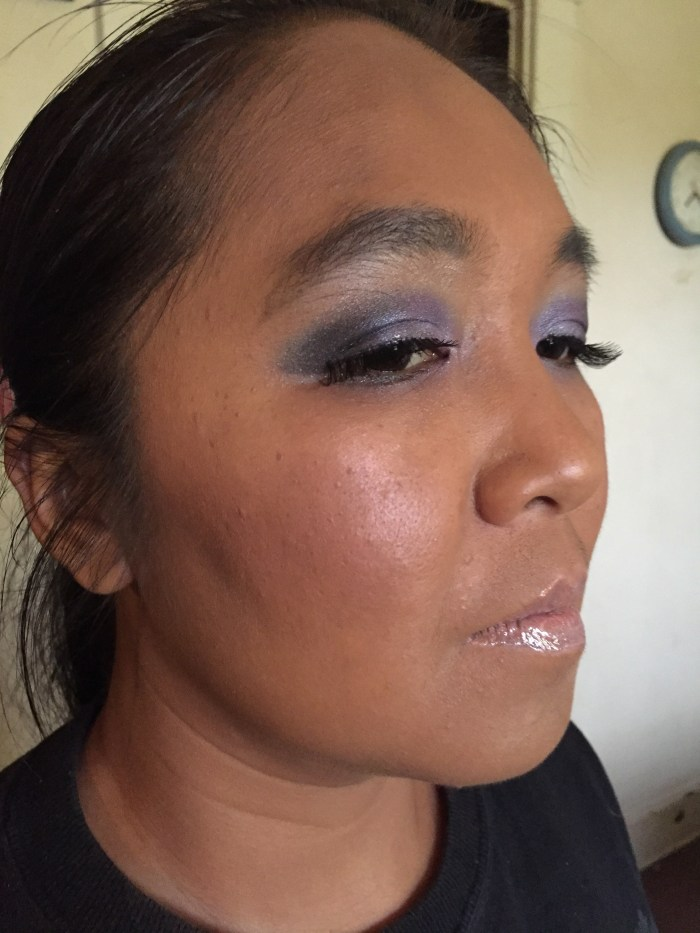 Beautiful Asian Bride [University of Makeup Imitation] L&R Face Chart #B-BAB-75