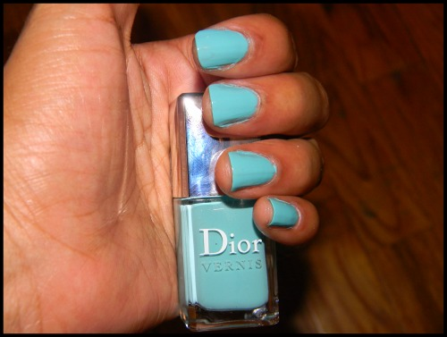 Christian Dior Vernis Saint Tropez Swatches
