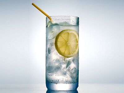 Lemon Water Detox